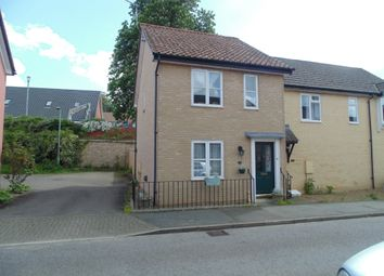 Thumbnail 3 bed semi-detached house to rent in Sextons Meadows, Bury St. Edmunds