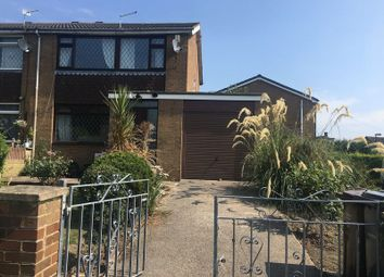 Thumbnail 3 bed semi-detached house to rent in Lingdale Road, Low Moor, Bradford