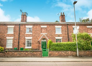 Thumbnail 2 bed terraced house for sale in Victoria Street, Crewe