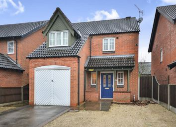 Thumbnail 3 bed detached house for sale in Providence Street, Ripley