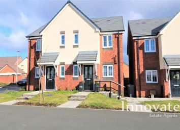Thumbnail 2 bed semi-detached house for sale in Poppy Avenue, Oldbury