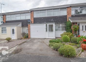 Thumbnail 3 bed town house to rent in Meadow Close, Neston, Cheshire