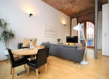 Thumbnail 1 bed flat to rent in Britannia Mills, Hulme Hall Road, Manchester, Greater Manchester