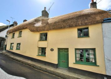 Thumbnail 3 bedroom end terrace house for sale in High Street, Hatherleigh