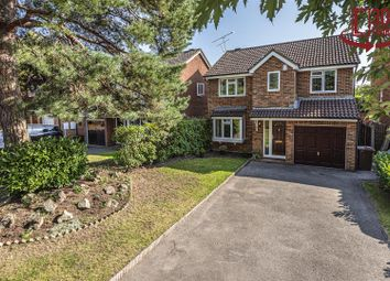Merryweather Close, Wokingham, Berkshire RG40. 4 bed detached house