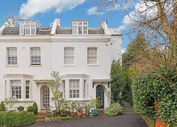 Thumbnail 4 bedroom end terrace house for sale in Sandy Road, Hampstead, London