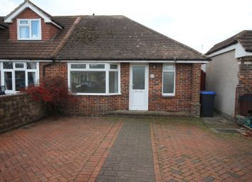 Thumbnail 3 bed detached house to rent in West Way, Lancing