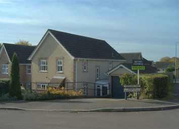 Thumbnail 4 bed detached house for sale in Thomson Way, College Fields, Marlborough, Wiltshire