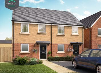 Thumbnail 3 bed semi-detached house to rent in Broadside Avenue, Ellesmere Port, Cheshire.