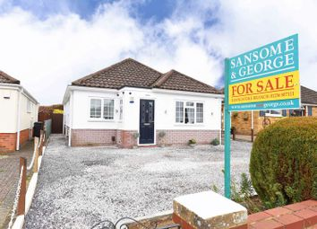 Thumbnail 3 bedroom detached bungalow for sale in High Drive, Basingstoke