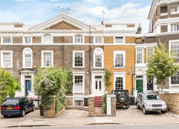 Thumbnail 5 bedroom terraced house for sale in Gloucester Crescent, London