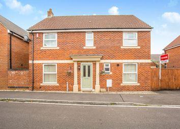 Thumbnail 4 bed detached house for sale in Fern Brook Lane, Gillingham