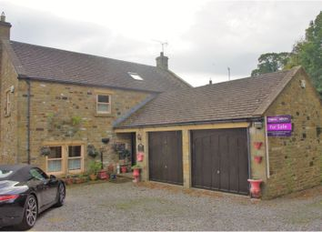 Thumbnail 4 bed detached house for sale in Wensley, Leyburn