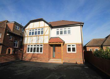Thumbnail 4 bed detached house for sale in Little Gaynes Lane, Upminster