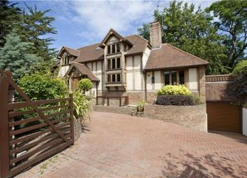 Thumbnail 5 bed detached house for sale in Altwood Close, Maidenhead