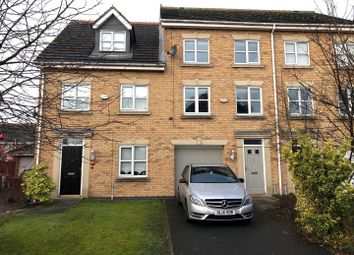 Thumbnail 3 bed town house for sale in Columbine Close, Melling, Liverpool
