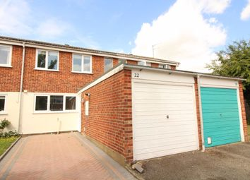 Thumbnail 2 bed semi-detached house to rent in Bury Hill Close, Woodbridge