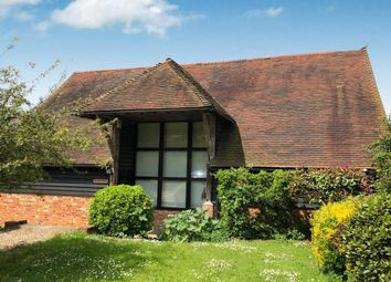 Thumbnail 5 bed barn conversion for sale in The Barn, Throwley, Faversham, Kent