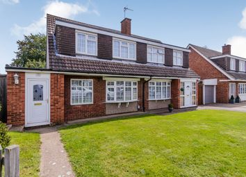 Thumbnail 3 bed semi-detached house for sale in 35 Perrysfield Road, Waltham Cross, Hertfordshire