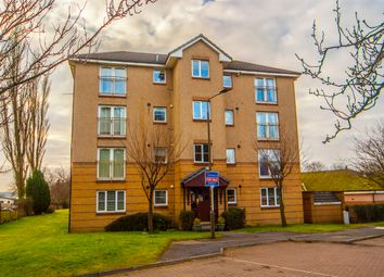 Thumbnail 1 bed flat for sale in Queens Court, Larbert