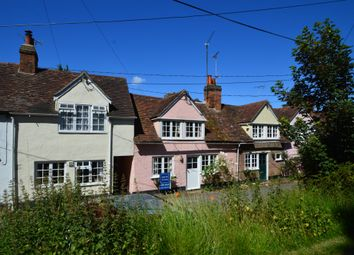 Thumbnail 3 bed terraced house to rent in Castle Hedingham, Halstead, Essex