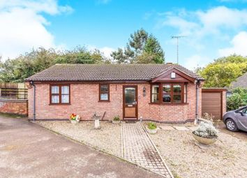 Thumbnail 2 bed bungalow for sale in Park Road, Earl Shilton, Leicester, Leicestershire