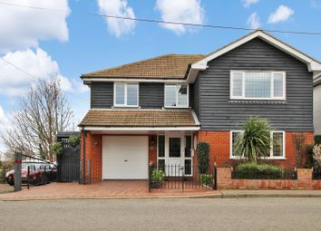 Thumbnail 4 bed detached house for sale in Princess Margaret Road, East Tilbury Village