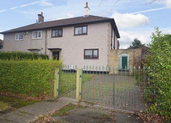 Thumbnail 3 bed semi-detached house for sale in Fernside Avenue, Waterloo, Huddersfield, West Yorkshire
