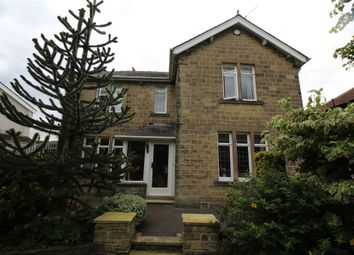 Thumbnail 4 bed detached house for sale in Holme Lane, Sutton-In-Craven, Keighley