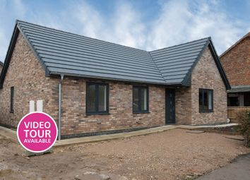 Thumbnail 3 bed detached bungalow for sale in Lowgate, Gosberton, Spalding