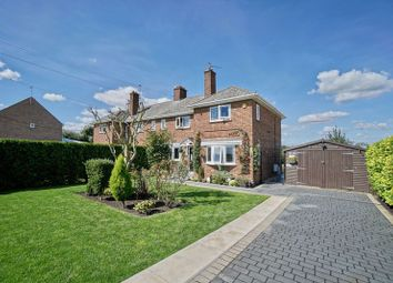 Thumbnail 3 bed semi-detached house for sale in Herne Road, Ramsey St. Marys, Ramsey, Huntingdon