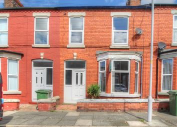 Thumbnail 4 bed terraced house for sale in Marlwood Avenue, Wallasey