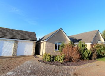 Thumbnail 4 bed detached bungalow for sale in Harvey Way, Inverurie