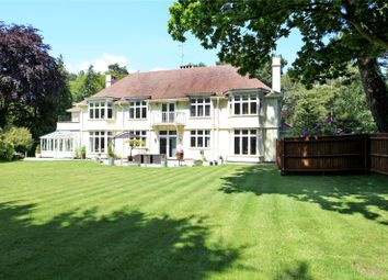 Thumbnail 5 bed detached house for sale in Western Avenue, Branksome Park, Poole, Dorset