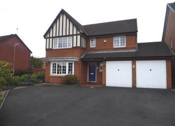 Thumbnail 4 bedroom detached house to rent in Daurada Drive, Stafford