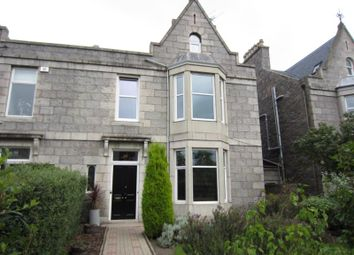 Thumbnail 4 bed flat to rent in Fountainhall Road, Aberdeen