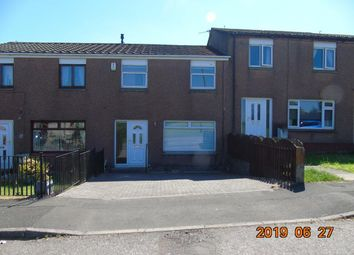 Thumbnail 2 bed terraced house to rent in Berwick Crescent, Linwood, Paisley