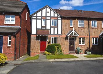 Thumbnail 1 bed terraced house for sale in Muirfield Close, Bolton