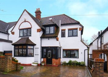5 bed detached house for sale in Bournehall Avenue, Bushey, Hertfordshire WD23