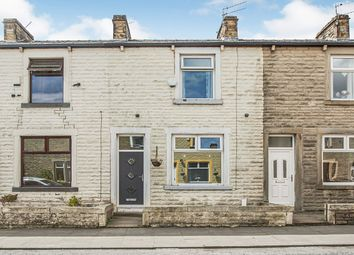 Thumbnail 2 bed terraced house for sale in Plover Street, Burnley, Lancashire