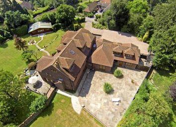 Nutbourne Lane, Nutbourne, Pulborough RH20. 6 bed detached house