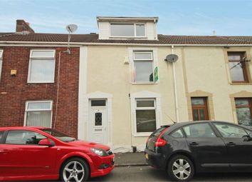 Thumbnail 3 bed terraced house for sale in Idris Terrace, Plasmarl, Swansea, West Glamorgan