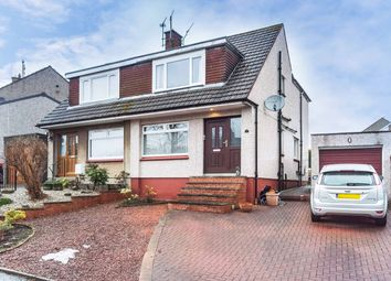 Thumbnail 3 bed property for sale in St James's View, Penicuik