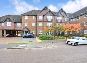 Thumbnail 2 bed flat for sale in Newbury Road, Worth, West Sussex