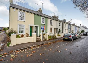 Thumbnail 3 bedroom terraced house to rent in Litten Terrace, Chichester