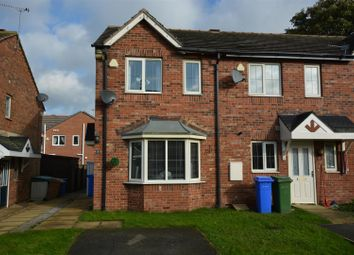 Thumbnail 2 bed property for sale in Went Avenue, Snaith, Goole