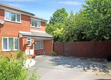 Thumbnail 4 bed semi-detached house for sale in Sheerwold Close, Swindon, Wilts