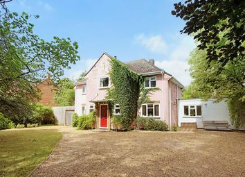 Thumbnail 4 bed detached house for sale in Bourn Bridge Road, Little Abington, Cambridge