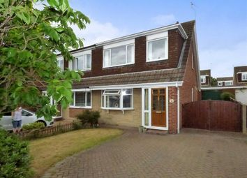 Thumbnail 3 bed semi-detached house for sale in Cranberry Lane, Alsager, Stoke-On-Trent