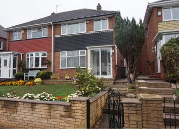 Thumbnail 3 bed semi-detached house for sale in Malthouse Lane, Birmingham